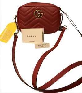 Gucci Marmont Camera Matelasse Gg Shoulder Bag