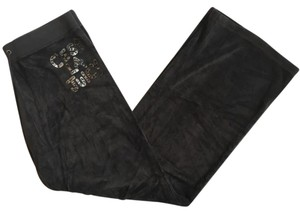Juicy Couture Relaxed Pants Grey, Gray, Silver, Black