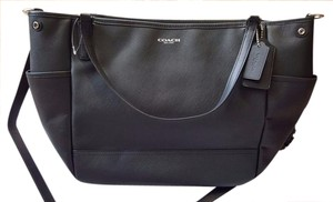 Coach Large Spring Sale Tote in Black