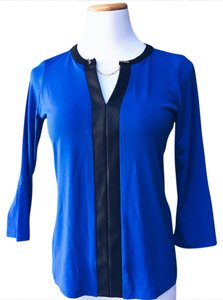 Calvin Klein Top blue black