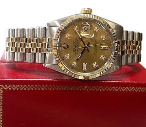 Rolex Rolex,Oyster,Perpetual,Datejust,Gold,Steel,Diamond,Watch
