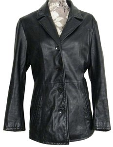 Wilsons Leather Coat Leather Leather Jacket