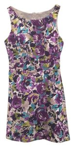 Grass Collection short dress Purple on Tradesy