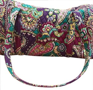 Vera Bradley Purple Travel Bag