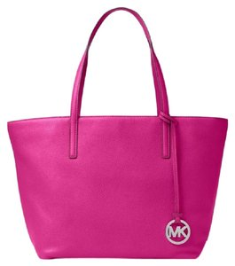 Michael Kors Satchel Tote in Fuschia
