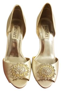 Badgley Mischka Ivory Formal