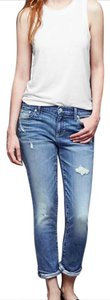 Gap Relaxed Fit Jeans-Distressed