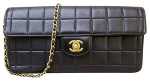 Chanel Leather Tote Lambskin Shoulder Bag