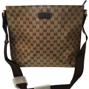 Gucci beige Messenger Bag