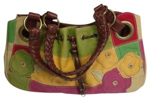 Relic Colorful Summer Satchel in multi