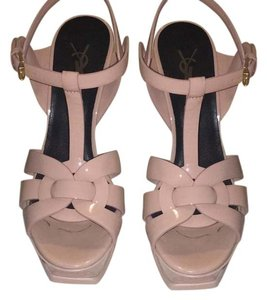 Saint Laurent Pale Pink Sandals