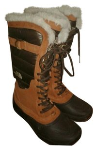 The North Face Snow Tnf Brwon Brown Boots
