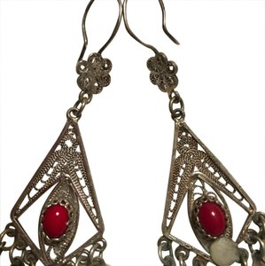 Egyptian Hand Made-Alaa El Din Egyptian Hand made- Arabic Style Earrings