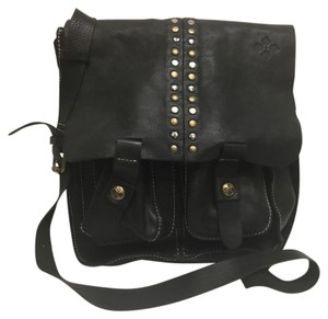 Patricia Nash Designs black Messenger Bag