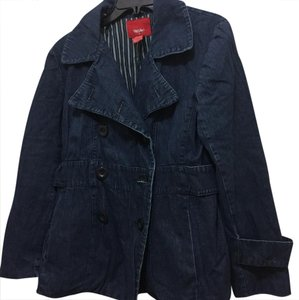Mossimo Supply Co. blue Womens Jean Jacket