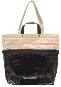 Elizabeth and James & Tote in Black