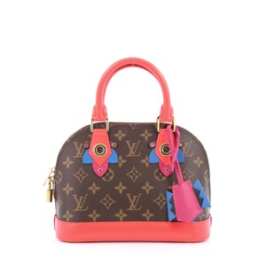 Louis Vuitton Alma Limited Edition Totem Satchel