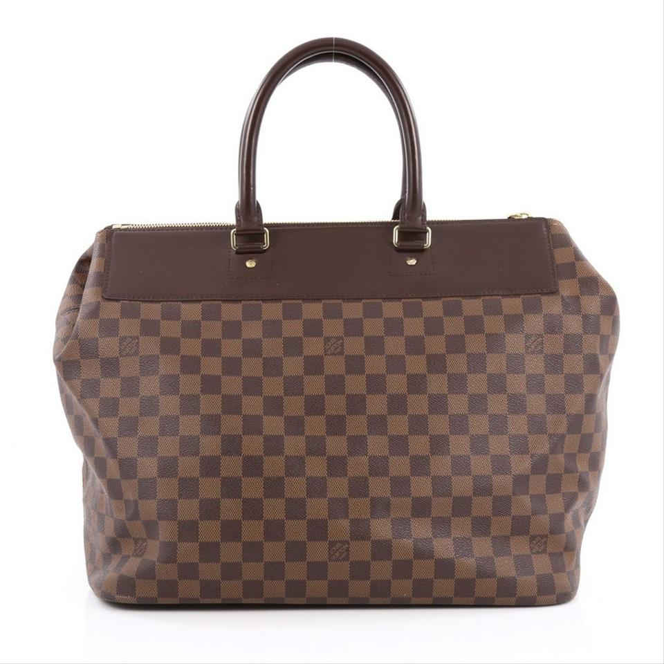 louis vuitton greenwich travel damier pm satchel on sale 60 off satchels on sale. Black Bedroom Furniture Sets. Home Design Ideas