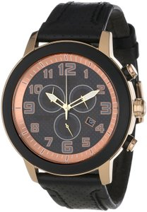 Citizen Citizen DRIVE BRT 3.0 Chronograph Black Leather Mens Watch AT2233-05E