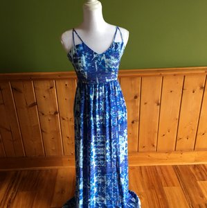 Blue Maxi Dress by Parker