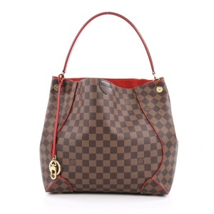Louis Vuitton Caissa Hobo Damier Tote