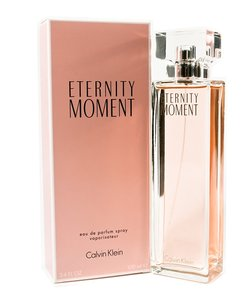 Calvin Klein ETERNITY MOMENT by CALVIN KLEIN Eau de Parfum Spray ~ 3.4 oz / 100 ml