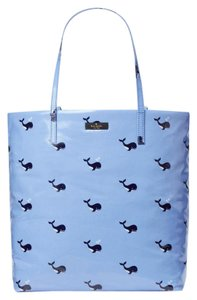 Kate Spade Bon Daycation Tote in WHALE