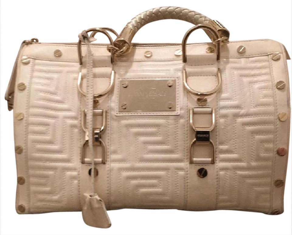 Versace Snap Out Of It Patent Leather Couture Like New Shoulder Bag Image 0  ... 84f21ffdee6cd