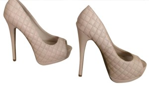 bebe nude Pumps