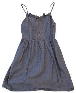 Emmelee short dress chambray on Tradesy