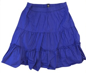 Gap Skirt cobalt blue