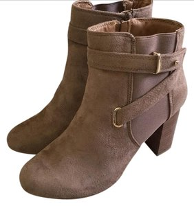 Charles Albert Taupe Boots