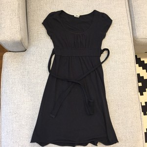 Maurices short dress black on Tradesy