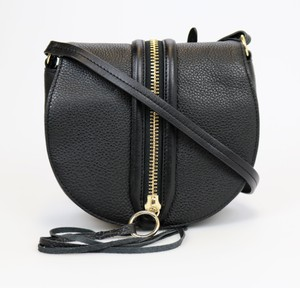 Rebecca Minkoff Mara Saddle Leather Cross Body Bag