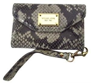 Michael Kors Python Embossed Credit Card iPhone 4 4s Case