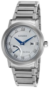 Citizen Citizen Eco-Drive Stainless Steel Mens Watch AW7020-51A