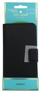 Kate Spade Leather Wrap Folio iPhone 7 case wiru0534