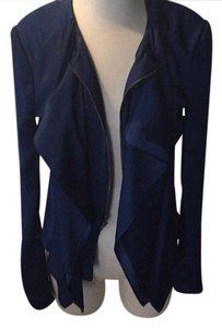 BCBGMAXAZRIA deep blue Jacket