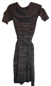 Mudd short dress Gray Sweater on Tradesy