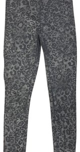 Free People Leopard Leggings