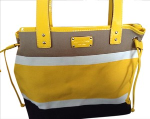 Kate Spade Tote in Yellow and black