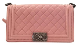 Chanel Boy Le Boy Shoulder Bag