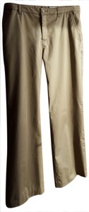 Coldwater Creek Straight Pants Khaki