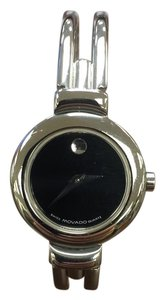 Movado Movado Women's Amorosa Stainless Steel Bangle Watch (0604759)
