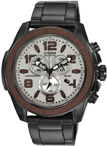 Citizen Citizen Eco-Drive BRT Chronograph Mens Watch AT2278-58H