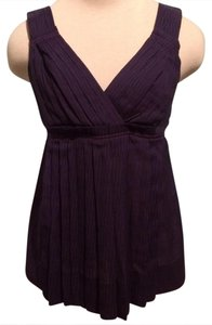 Marc by Marc Jacobs Comfortable Bra Friendly Easy Top purple