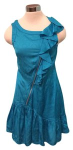 Marc by Marc Jacobs short dress Blue Turquoise Versatile Travel Concert Fun on Tradesy