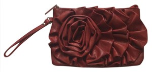 Charming Charlie Wristlet in Red