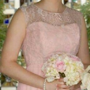 Jim Hjelm Blush 5351 Dress