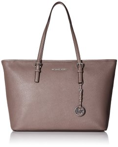 Michael Kors Jet Set Multifunction Tote in Cinder